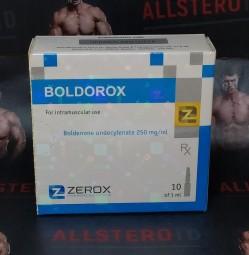 ZZEROX BOLDOROX 250MG/ML - ЦЕНА ЗА 1 АМПУЛУ