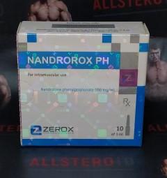 ZZEROX NANDROROX PH 100MG/ML - ЦЕНА ЗА 1 АМПУЛУ
