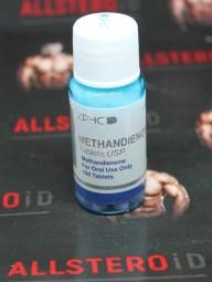Methandienone 100 таблеток (ZPHC)