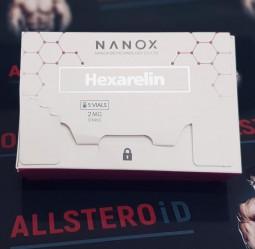 HEXARELIN 2mg/vial - ЦЕНА ЗА 5 ВИАЛ