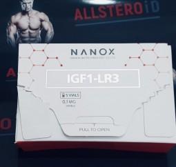 IGF1-LR3 0.1mg/vial - ЦЕНА ЗА 5 ВИАЛ