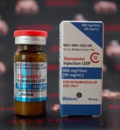 Станозолол инъекционный (Watson)