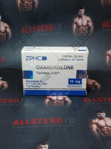 Oxandrolone 20mg, ZPHC