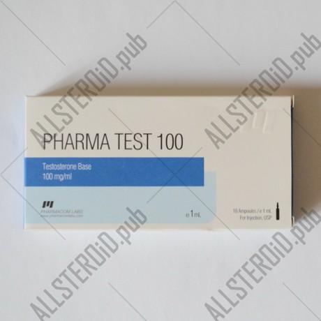 Pharma Test 100 мг по 1 мл (PharmaCom)