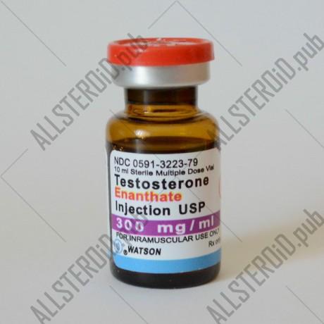 Testosterone Enanthate 300 mg (Watson)