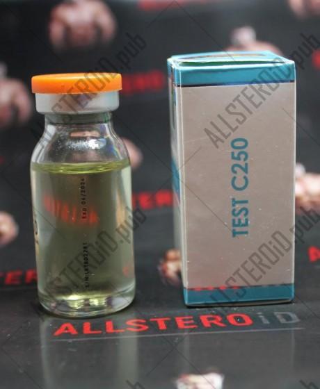 Test C250 (Lyka Pharma)